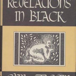 REVELATIONS IN BLACK Jacobi Carl