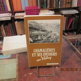 Chamalières et ses environs en Velay PERBET Alexandre