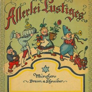 Allerlei Lustiges.   Kinderbücher - Kinder- & Bilderbücher