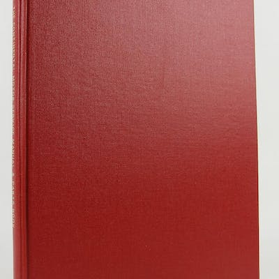 1926 Service Manual and Parts Book of The Red Seal...