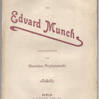 Das Werk des Edvard Munch