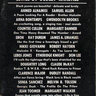 Black Poetry Randall