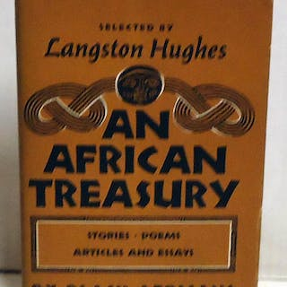 An African Trasury By By Black Africans Hughes