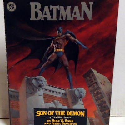 Batman: Son of the Demon Barr, Mike W. Graphic Novels