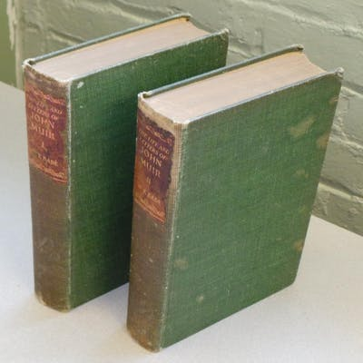 The Life and Letters of John Muir in Two Volumes Bade, William New listings