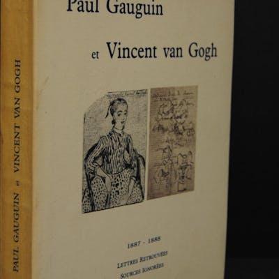 Paul Gauguin et Vincent Van Gogh 1887-1888