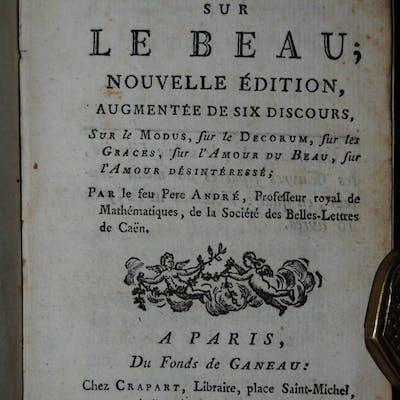 Essai sur le beau; nouvelle +edition