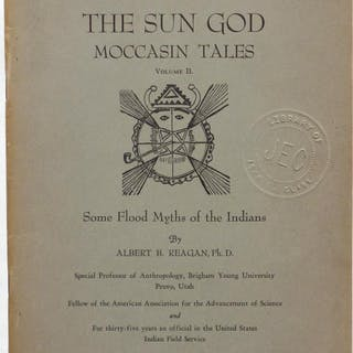 Some Flood Myths of the Indians