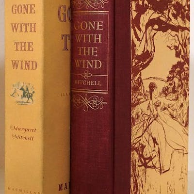 Gone with the Wind Anniversary Edition Mitchell, Margaret