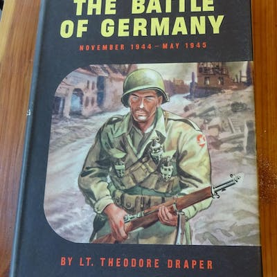 The 84th Infantry Division in the Battle of Germany