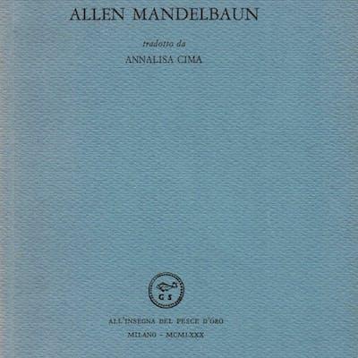 Allen Mandelbaun tradotto da Annalisa Cima Mandelbaun Allen