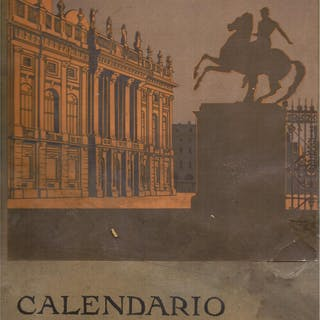 Calendario 1906.Calendario Barnebys
