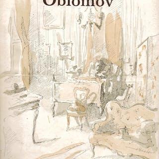 Oblòmov. Traduzione di Ettore Lo Gatto Goncarov Ivan Aleksandrovic