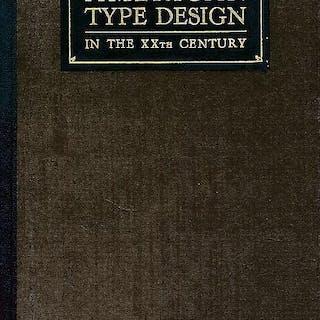 American type design in the twentieth century