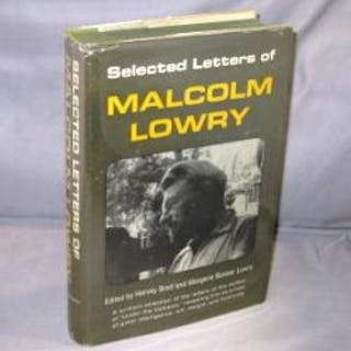 Selected Letters of Malcolm Lowry