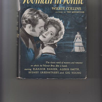The Woman In White Collins, Wilkie Novel, Movie