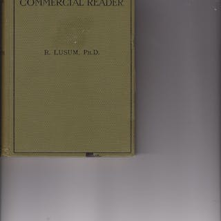German Commercial Reader Lusum, R. Non-fiction
