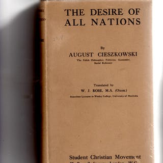 The Desire Of All Nations Being An English Edition Of...