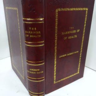 Krummacher: an autobiography 1871 [FULL LEATHER BOUND] F. W. Krummacher