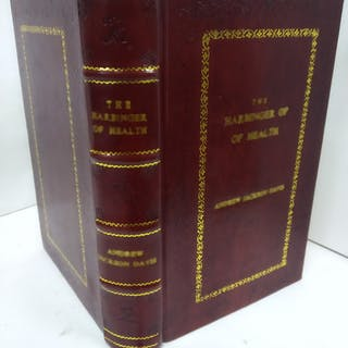 Flore médicale Volume 8 1819 [FULL LEATHER BOUND] J