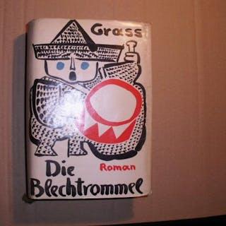 DIE BLECHTROMMEL GRASS, Günter: Romane und Erzählungen