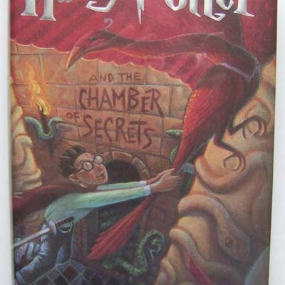 Harry Potter and the Chamber of Secrets Rowling