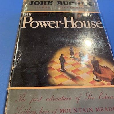THE POWER HOUSE JOHN BUCHAN