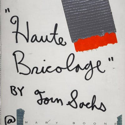Haute Bricolage (Signed Limited Edition with ALS) SACHS, Tom Art