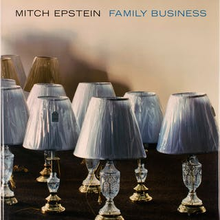 Family Business (Signed First Edition) EPSTEIN, Mitch Photography