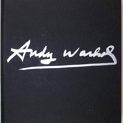 Andy Warhol's Exposures. (Signed Silver Edition) WARHOL, Andy Art