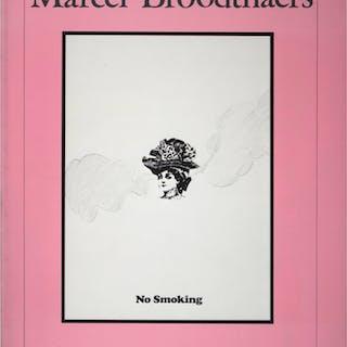 Marcel Broodthaers BROODTHAERS, Marcel Art