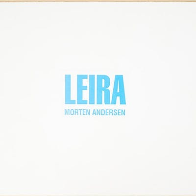 Leira (Signed Limited Edition) ANDERSEN, Morten Photography