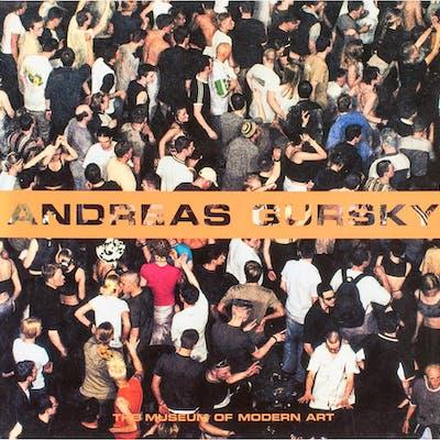 Andreas Gursky GURSKY, Andreas