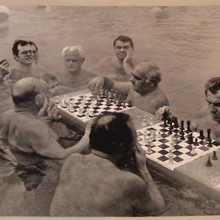 Budapest 1988 - Limited photograph. De GUES, Caspari