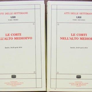 LE CORTI NELL'ALTO MEDIOEVO. Spoleto, 24-29 aprile 2014. collectif 249