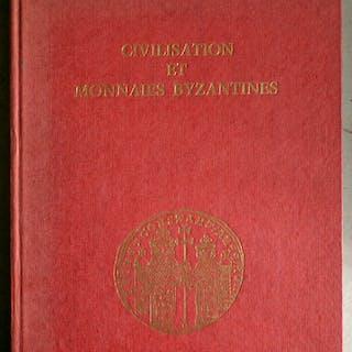 Civilisation et monnaies byzantines. LACAM (Guy) 249