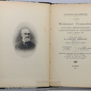 Collection Paul Bordeaux - Monnaies Françaises