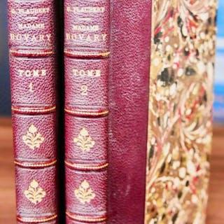 MADAME BOVARY. Moeurs de province. Nouvelle édition FLAUBERT (Gustave)