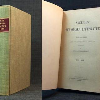 Sveriges periodiska litteratur