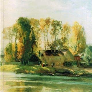 Gustave Albert - Landskapsmålningar från Frankrike