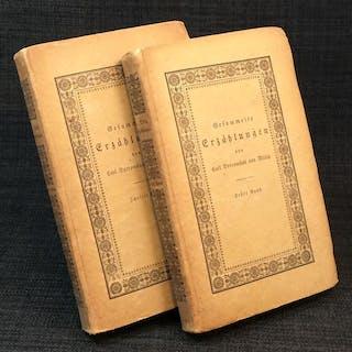 Gesammelte Erzählungen. 1-2. Miltitz, Carl Borromäus von