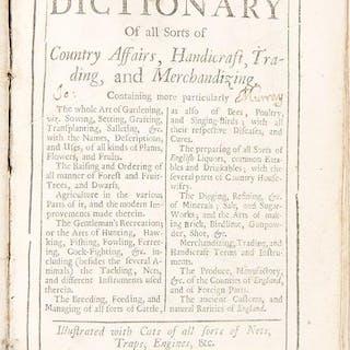 Dictionarium Rusticum & Urbanicum: or