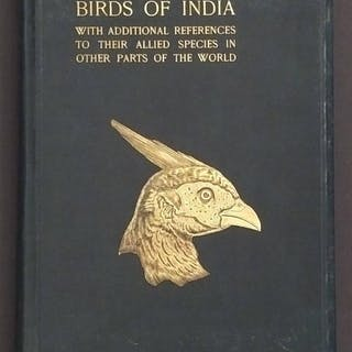 GAME, SHORE & WATER BIRDS OF INDIA