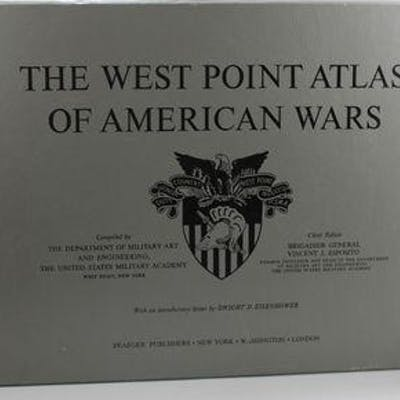 The West Point Atlas of American Wars ESPOSITO