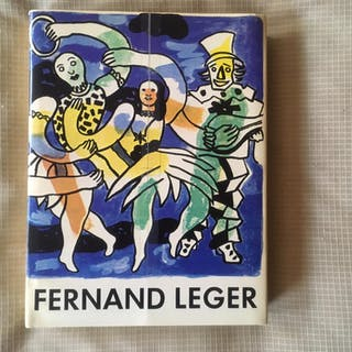Fernand Leger - The Complete Graphic Work Lawrence Saphire, Fernand Mourlot
