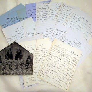 1923-1941 Archive of British Art Scholar Robert Langton Douglas