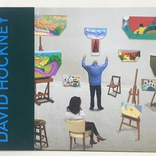 David Hockney: Time and More
