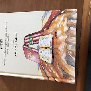 LA TORAH VIVANTE - les cinq livres de Moïse - Traduction...