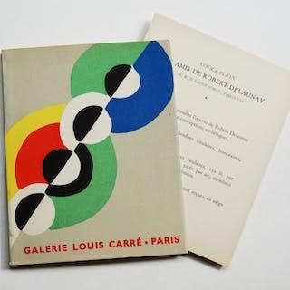 Robert Delaunay. 1885-1941 APOLLINAIRE Guillaume - CASSOU Jean