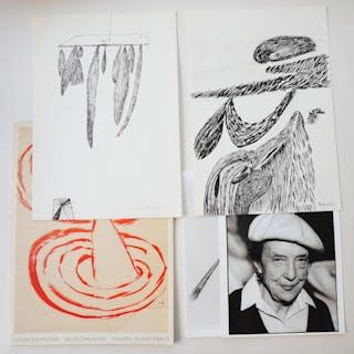 Louise Bourgeois 100 zeichnungen 1939 - 1989 MEYER-THOSS Christiane